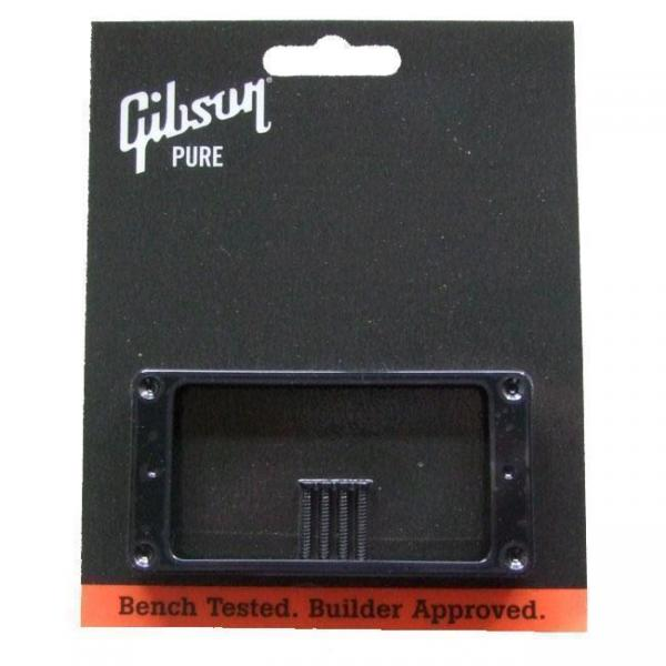 Gibson ( ギブソン ) PRPR-020: Pickup Mounting Ring /Bridge Black