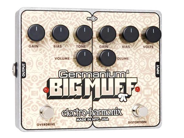 Electro Harmonix ( エレクトロハーモニクス ) Germanium 4 Big Muff