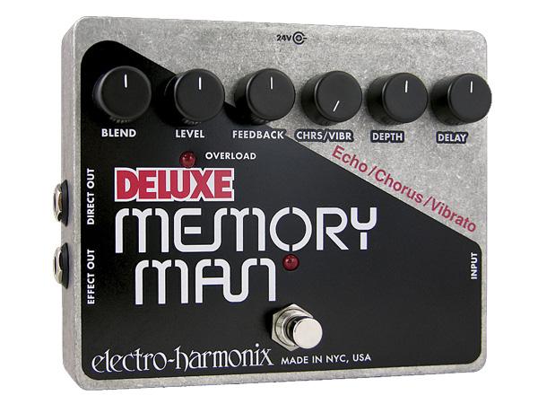 Electro Harmonix ( エレクトロハーモニクス ) Deluxe Memory Man