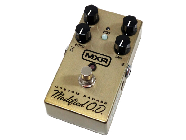 MXR ( エムエックスアール ) M77 Modifide Over Drive. ◆ M-77 CUSTOM BADASS MODIFIED O.D【オーバードライブ】