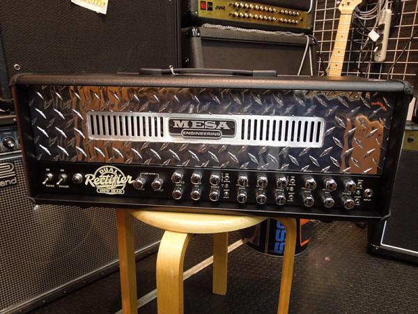 Mesa Boogie ( メサ・ブギー ) DUAL RECTIFIER SOLO HEAD