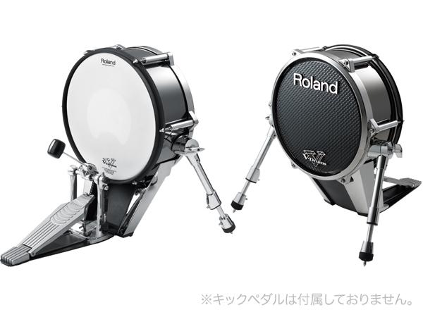 Roland ( ローランド ) KD-140-BC for 電子ドラム エレドラ V-Drums キックトリガーパッド