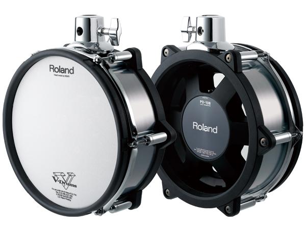 Roland ( ローランド ) PD-108-BC for 電子ドラム エレドラ V-Drums タムパッド 10インチ