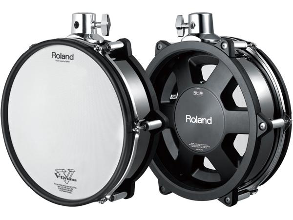 Roland ( ローランド ) PD-128-BC for 電子ドラム エレドラ V-Drums タム メッシュパッド 12インチ