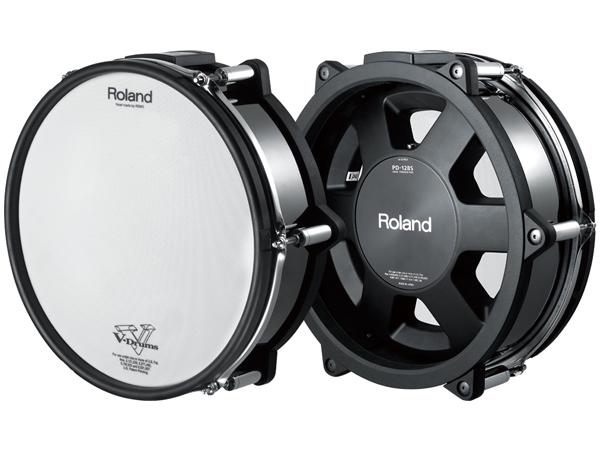 Roland ( ローランド ) PD-128S-BC ☆ 12インチスネア用パッド