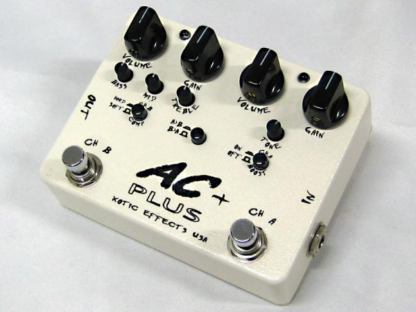 Xotic ( エキゾチック ) AC Plus
