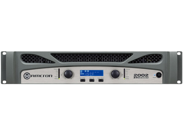 CROWN /AMCRON ( クラウン /アムクロン ) XTi2002 ◆ パワーアンプ ・450W+450W 8Ω