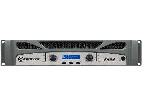 AMCRON ( アムクロン ) XTi2002 ◆ パワーアンプ ・450W+450W 8Ω
