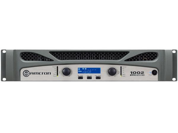 AMCRON ( アムクロン ) XTi1002 ◆ パワーアンプ ・275W+275W 8Ω