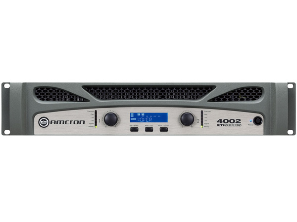 CROWN /AMCRON ( クラウン /アムクロン ) XTi4002 ◆ パワーアンプ ・650W+650W 8Ω