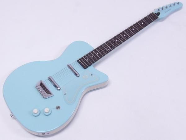 Danelectro ( ダンエレクトロ ) 56 Single Cutaway Guitar(AQUA)【ダンエレ エレキギター 】