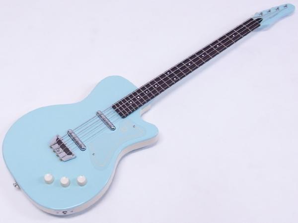 Danelectro ( ダンエレクトロ ) 56 Single Cutaway Bass(AQUA) 【エレキベース】