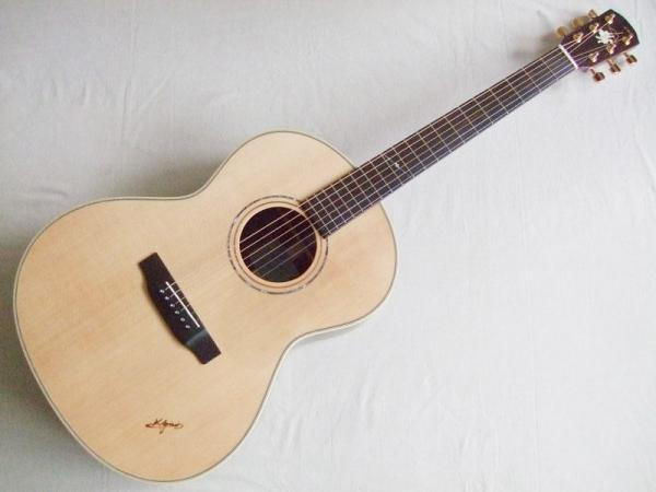 K.Yairi ( ケーヤイリ ) RF-120 NAT【日本製 アコースティックギター】