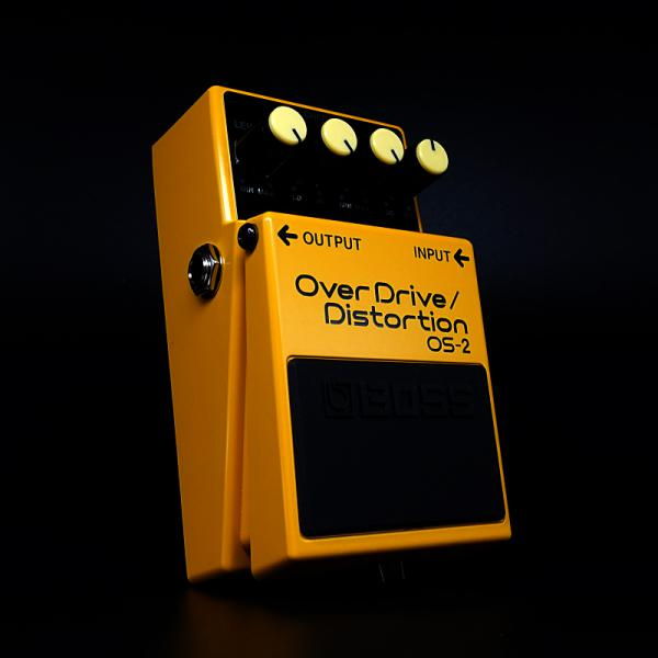 BOSS ( ボス ) OS-2 OverDrive / Distortion