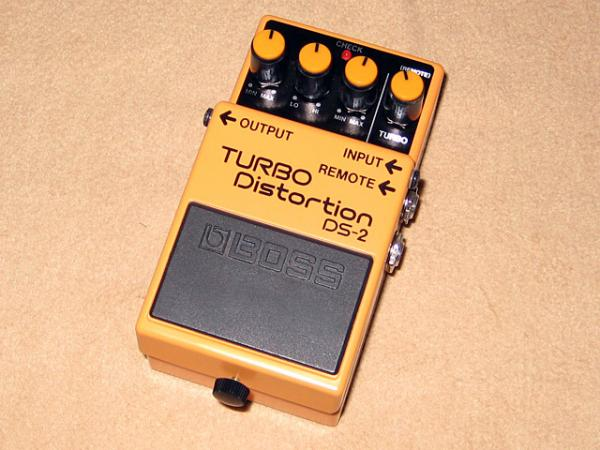 BOSS ( ボス ) DS-2【TURBO Distortion】