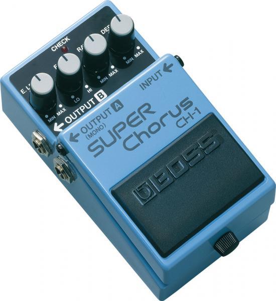 BOSS ( ボス ) CH-1【SUPER Chorus 】