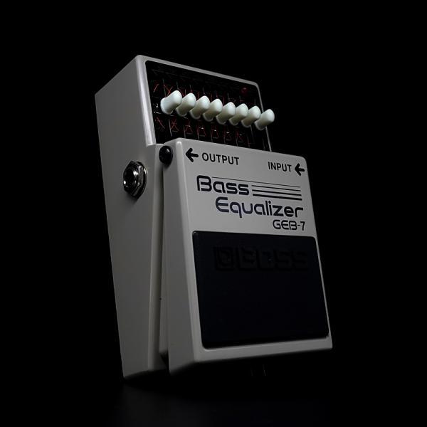 BOSS ( ボス ) GEB-7【Bass Equalizer】