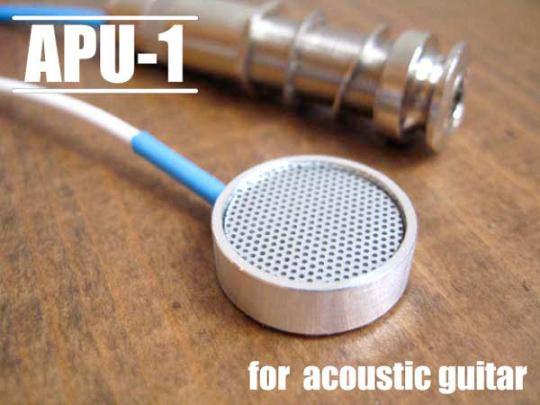 2nd Factor ( セカンドファクター ) APU-1 【アコースティック ピックアップ 】