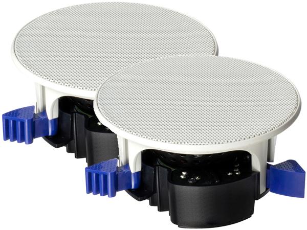 YAMAHA ( ヤマハ ) NS-IC400 (ペア)  ◆ 天井埋込型 スピーカー シーリング(天井)型 ホワイト/白