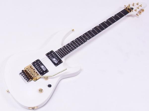 EDWARDS ( エドワーズ ) E-HR-145III(Pearl White)【エレキギター ホライズン】