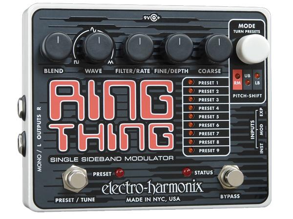 Electro Harmonix ( エレクトロハーモニクス ) Ring Thing