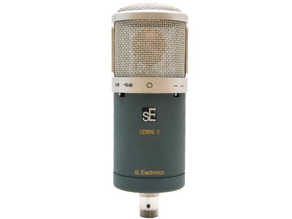 sE ELECTRONICS ( エスイー エレクトロニクス ) Gemini II ◆ コンデンサーマイク