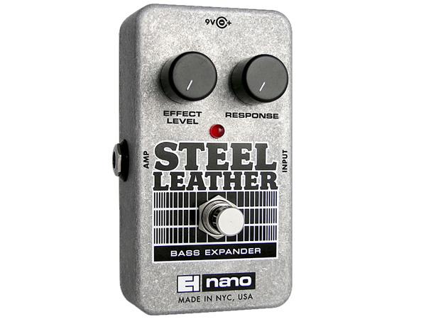 Electro Harmonix ( エレクトロハーモニクス ) Steel Leather