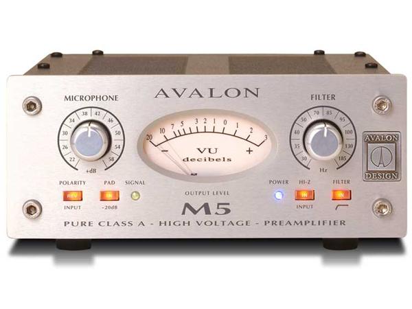 AVALON DESIGN ( アヴァロン デザイン ) M5 SILVER ◆ [安心の国内正規代理店商品!]