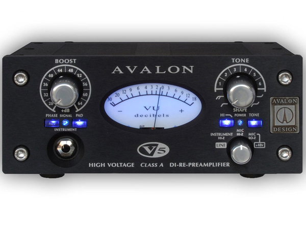 AVALON DESIGN ( アヴァロン デザイン ) V5 BLACK  ◆ [安心の国内正規代理店商品!]