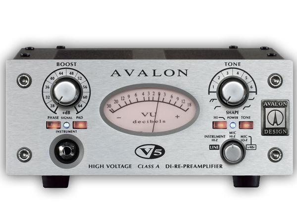 AVALON DESIGN ( アヴァロン デザイン ) V5 SILVER ◆ [安心の国内正規代理店商品!]
