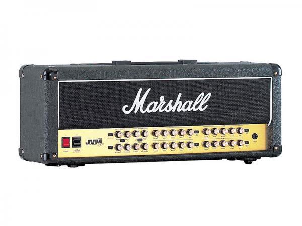 Marshall ( マーシャル ) JVM410H 【シリーズ 最高峰 100W ギターアンプ・ヘッド  特価  WO 】