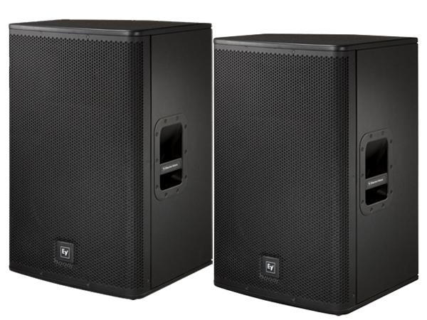 Electro-Voice ( EV エレクトロボイス ) ELX115 ペア < 展示品特価 / 送料無料 >