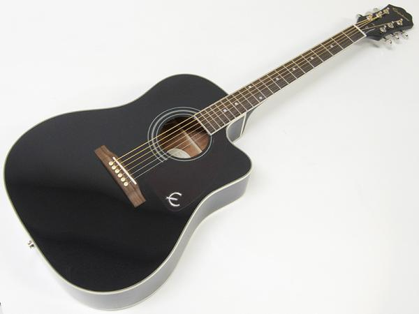 Epiphone ( エピフォン ) AJ-220SCE EB【 by ギブソン アコースティックギター エレアコ】