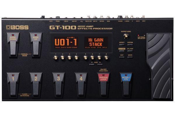 BOSS ( ボス ) GT-100