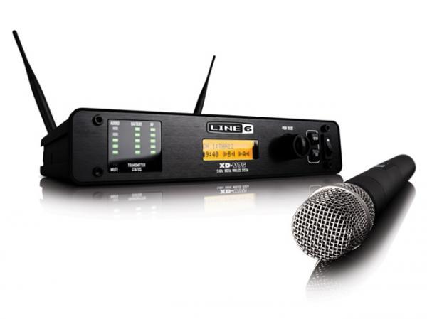 LINE6 ( ラインシックス ) XD-V75 < デジタル・ハンドヘルド・ワイヤレス・システム >