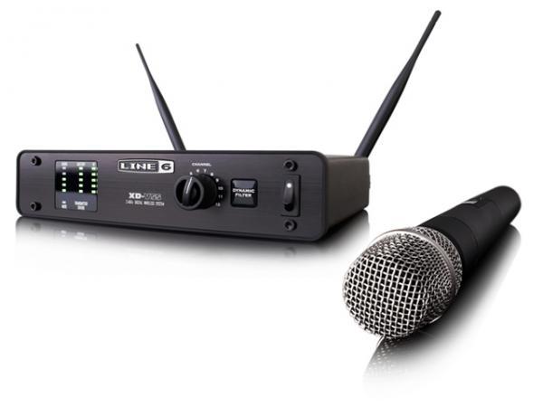 LINE6 ( ラインシックス ) XD-V55 < デジタル・ハンドヘルド・ワイヤレス・システム >