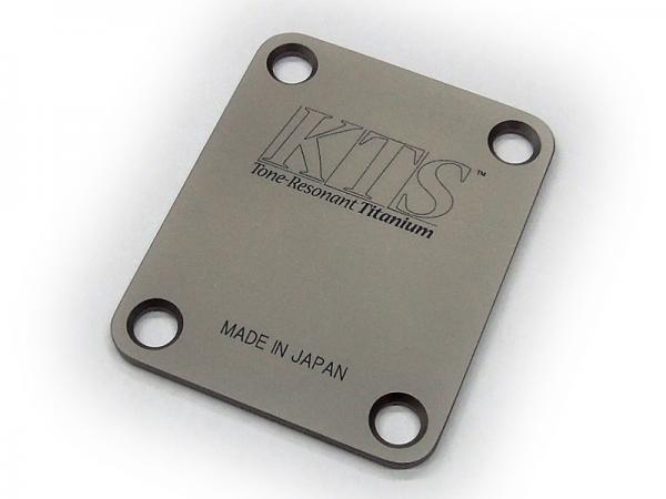 KTS Titanium Neck Joint Plate