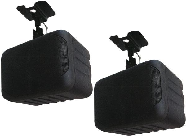 MASSIVE ( マッシブ ) AV-635II B 天井取付ブラケットセット[ ペア販売 ]◆ お得なスピーカー+ブラケット セット販売