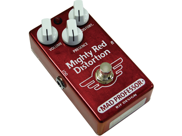 Mad Professor ( マッドプロフェッサー ) NEW Mighty Red Distortion
