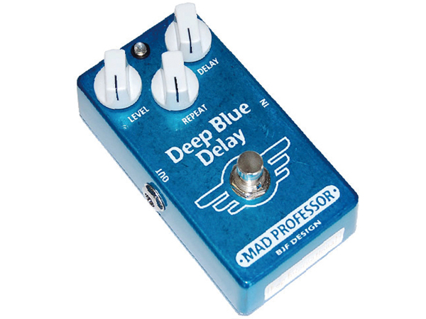 Mad Professor ( マッドプロフェッサー ) New Deep Blue Delay