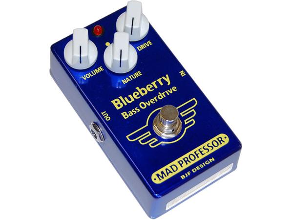 Mad Professor ( マッドプロフェッサー ) Blueberry Bass Overdrive【ベースオーバードライブ   】