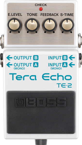 BOSS ( ボス ) TE-2 Tera Echo ( テラエコー )