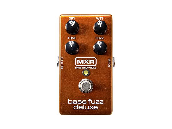 MXR ( エムエックスアール ) M84 ( Bass Fuzz Deluxe) ◆ ベース用 ファズ