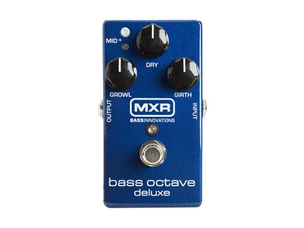 MXR ( エムエックスアール ) M288  ( Bass Octave Deluxe ) ◆ ベース用 オクターバー