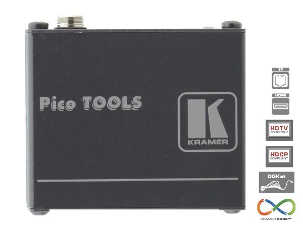 KRAMER(ELECTRONICS) PT-571 ◆ HDMI ツイスト・ペア送信器