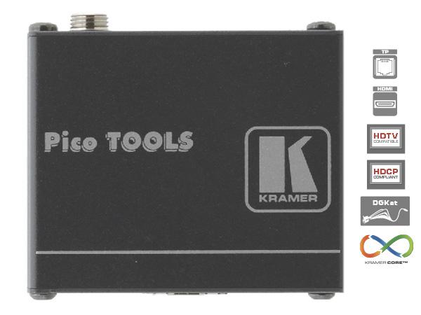 KRAMER(ELECTRONICS) PT-572+ ◆ HDMI ツイスト・ペア受信器