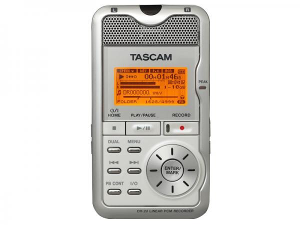 TASCAM ( タスカム ) DR-2d White < 生産完了&展示処分特価! >