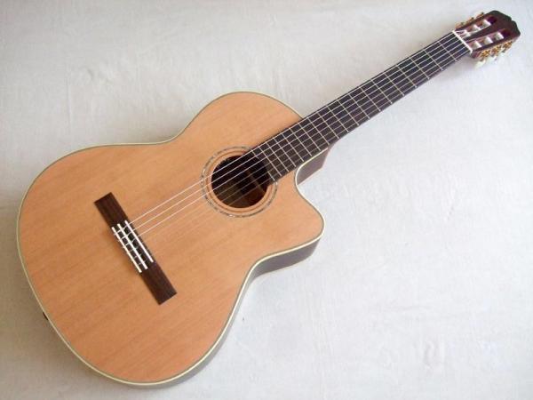 K.Yairi ( ケーヤイリ ) CE-62【日本製 エレガット】【クラシックギター 】