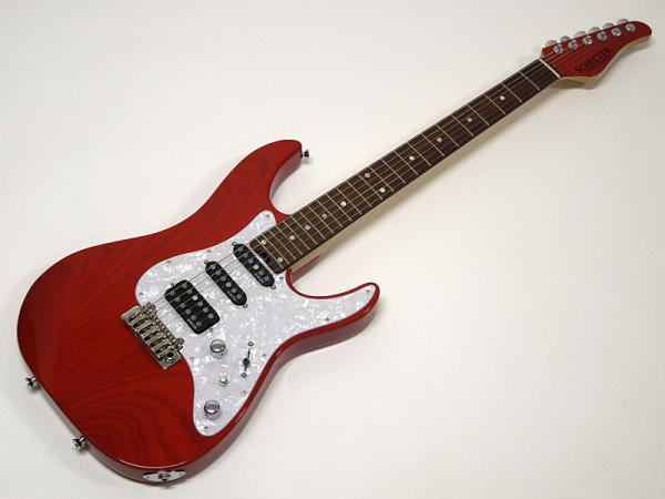 SCHECTER ( シェクター ) BH-I-STD-24F / Red  / Rosewood Fingerboard