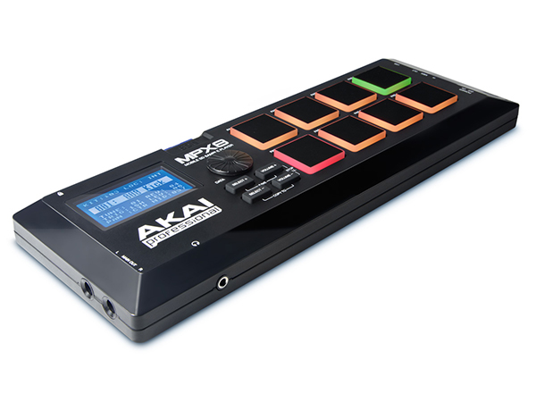 AKAI professional ( アカイ プロフェッショナル ) MPX8 ◆ MOBILE SD SAMPLE PLAYER